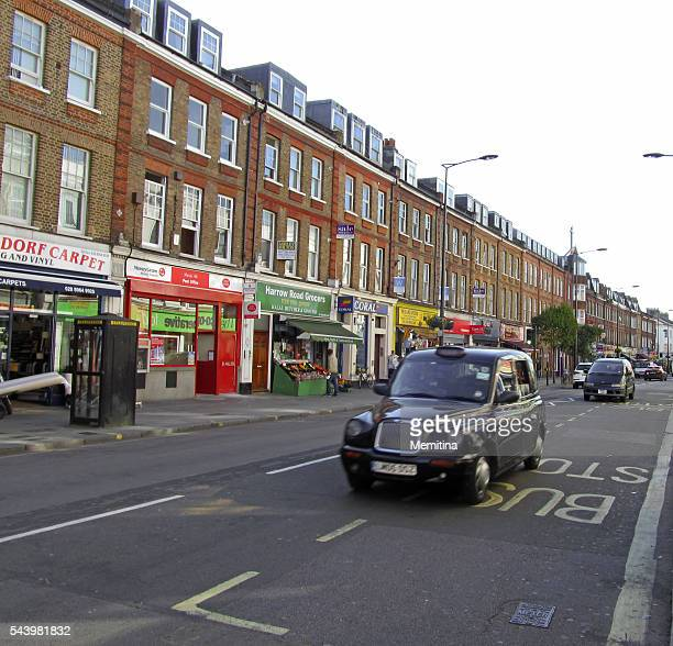 Harrow Rd London