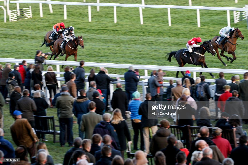 Cheltenham Races : News Photo