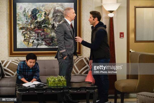 'TV MD' Harry and Judy shower Andrew with attention after he lands a local television gig as a medical correspondent with help from Josh Also when...