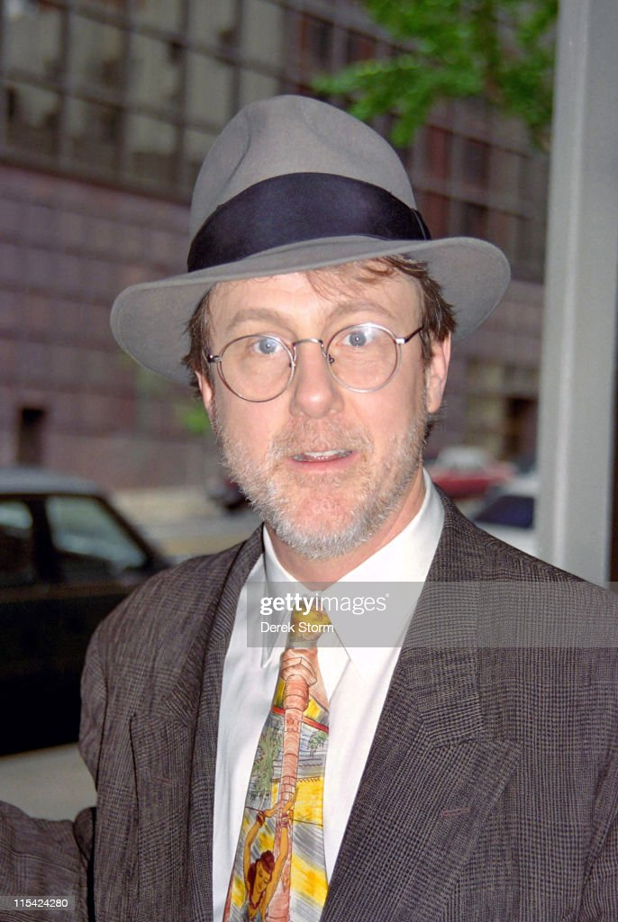 """Harry Anderson Appears on the """"CBS Morning Show"""" - November 20, 1996"""