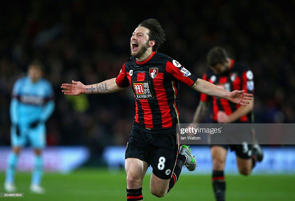 A.F.C. Bournemouth v West Ham United - Premier League : News Photo