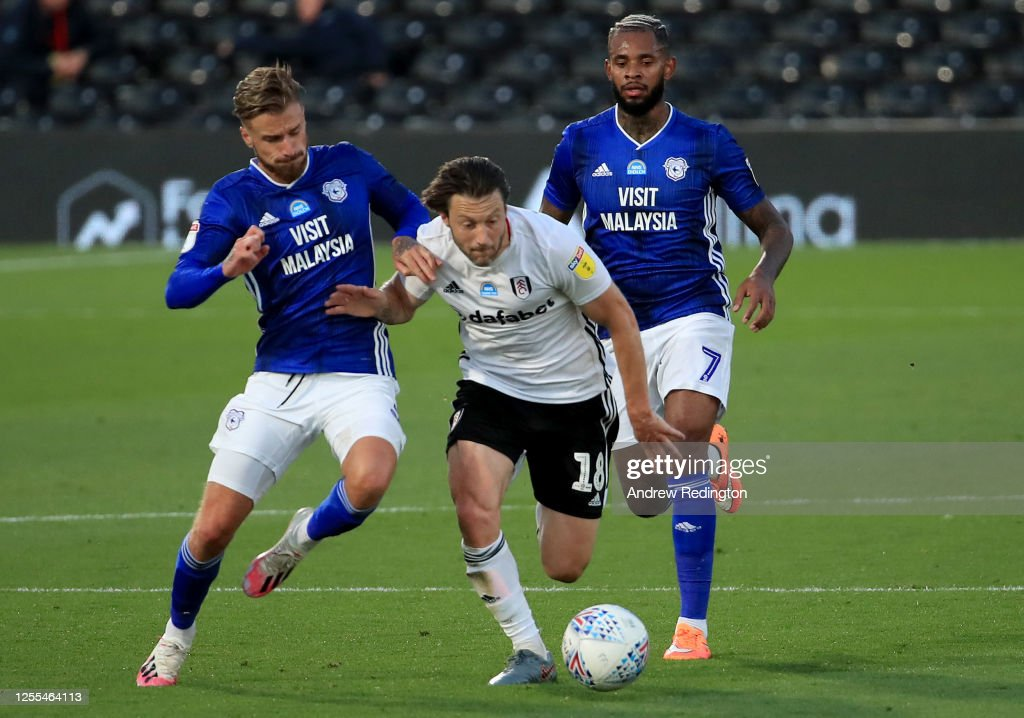 Fulham v Cardiff City - Sky Bet Championship : News Photo