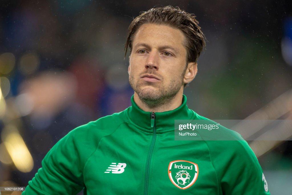 Ireland v Denmark - UEFA Nations League B : News Photo