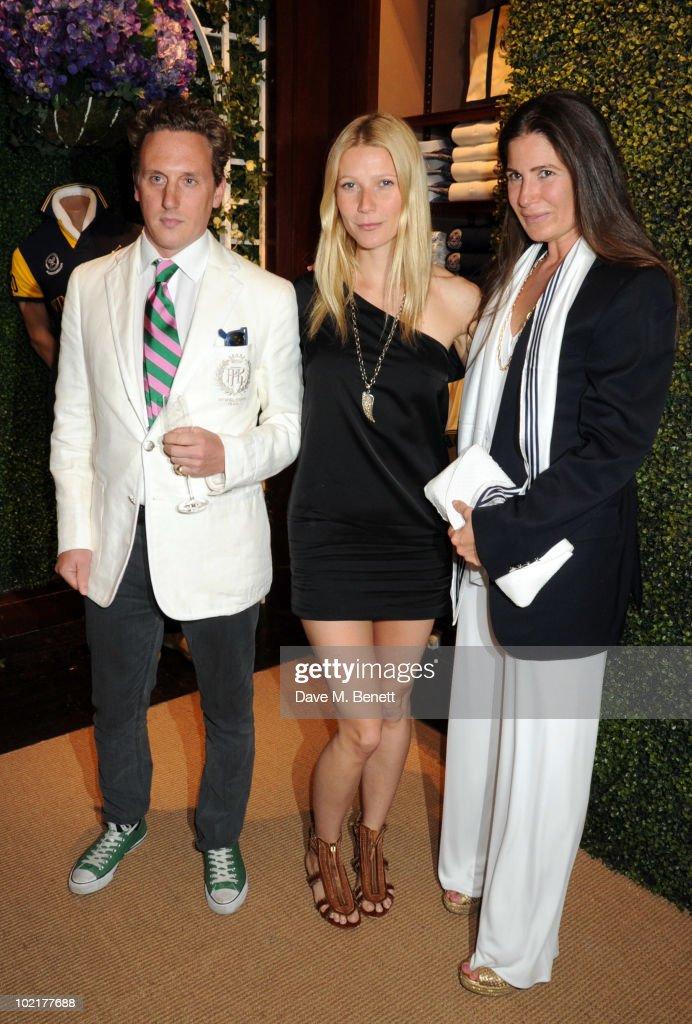 Ralph Lauren Wimbledon Party