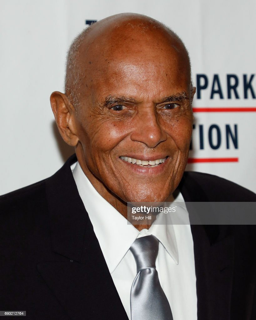 Harry Belafonte attends the 2016 Gordon Parks Foundation Annual Gala at Cipriani 42nd Street on June 6, 2017 in New York City.