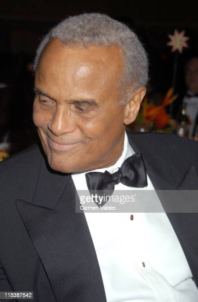 Harry Belafonte during 2003 University of The West Indies GalaThe Legacy Continues at New York Mariott Marquis in New York City New York United States