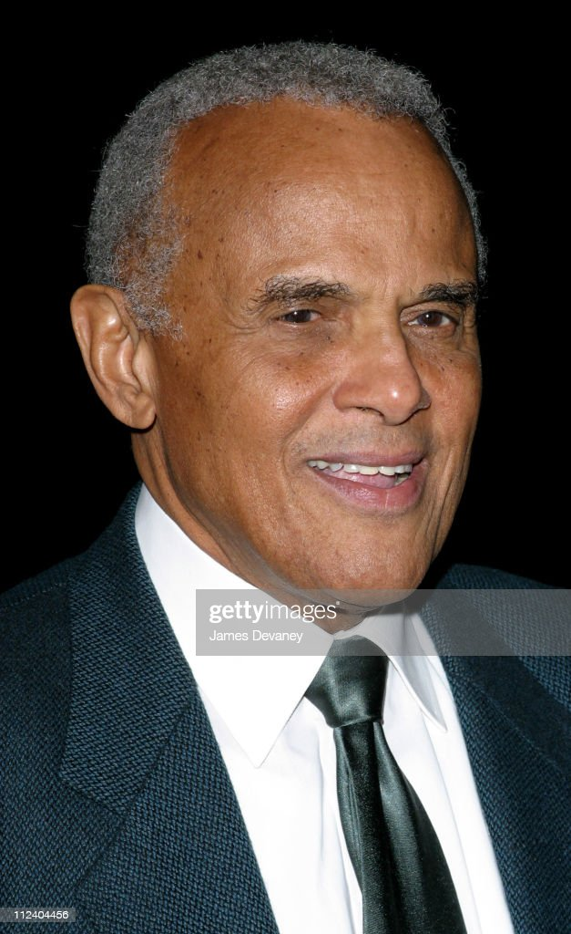 Harry Belafonte during Creative Coalition's 'Seconding the First' Gala Benefit Concert at Hammerstein Ballroom in New York City, New York, United States.
