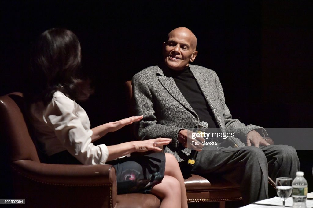 Harry Belafonte Speaks At Museum Of Fine Arts Boston