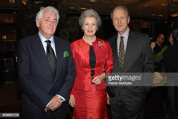 Harry Benson Princess Benedikte of Denmark and John Loring attend TIFFANY CO Hosts Cocktails for HARRY BENSON'S New Book TIVOLI GARDENS with John...