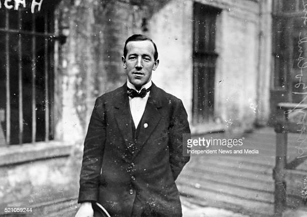 Harry Boland TD Circa 1919
