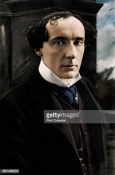 Harry Brodribb Irving English actor early 20th century Irving was the son of acclaimed Victorian actor Sir Henry Irving Artist Vandyk