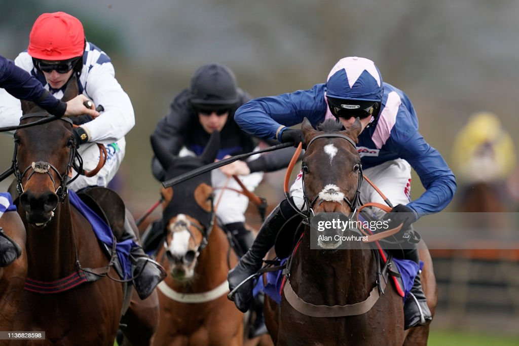 GBR: Taunton Races
