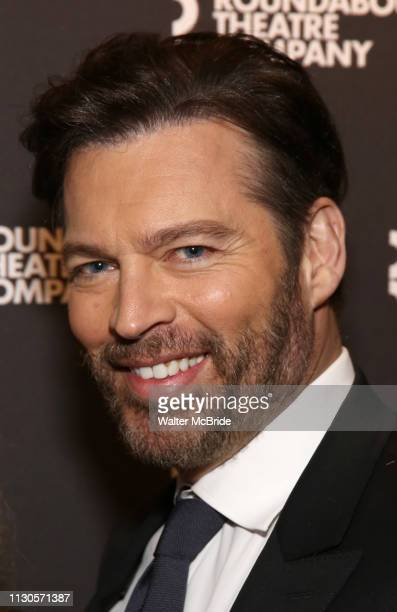 """Harry Connick Jr. Attends the Broadway Opening Night of """"Kiss Me, Kate"""" at Studio 54 on March 14, 2019 in New York City."""