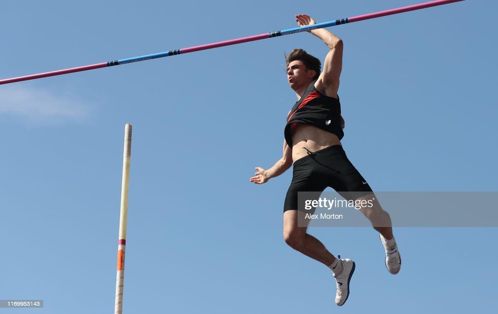 Muller British Athletics Championships - Day 1 : News Photo