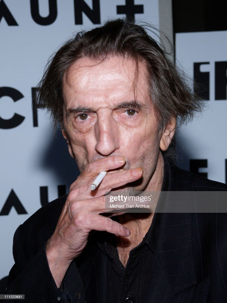 Harry Dean Stanton during IFC Films Presents 'Factotum' Los Angeles Screening - Arrivals at The Laemmle Sunset 5 in Hollywood, California, United States.