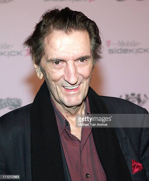 Harry Dean Stanton during T-Mobile Limited Edition Sidekick II Launch - Arrivals at T-Mobile Sidekick II City in Los Angeles, California, United...