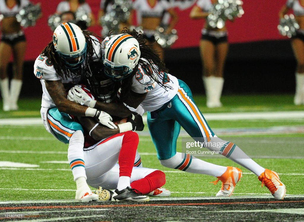 Miami Dolphins v Atlanta Falcons : News Photo