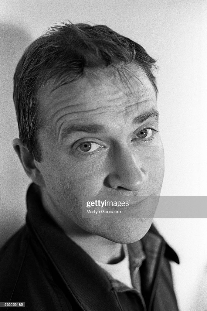 Harry Enfield, portrait, London, United Kingdom, 2000.