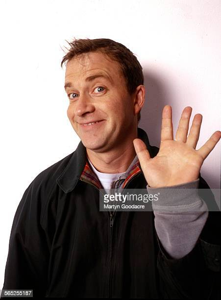 Harry Enfield portrait London United Kingdom 2000