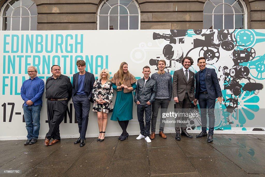 Edinburgh International Film Festival 2015 - Photocalls : News Photo
