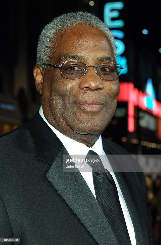 Harry Flournoy during 'Glory Road' World Premiere - Red Carpet at The Pantages Theater in Los Angeles, California, United States.