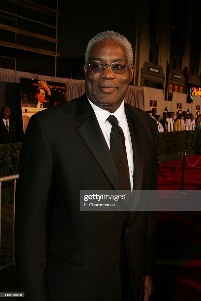 Harry Flournoy during World Premiere of Walt Disney Pictures and Jerry Bruckheimer Films' 'Glory Road' at Pantages Theatre in Hollywood, California, United States.