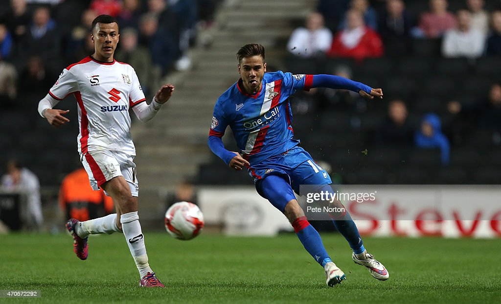MK Dons v Doncaster Rovers: Sky Bet League One : News Photo