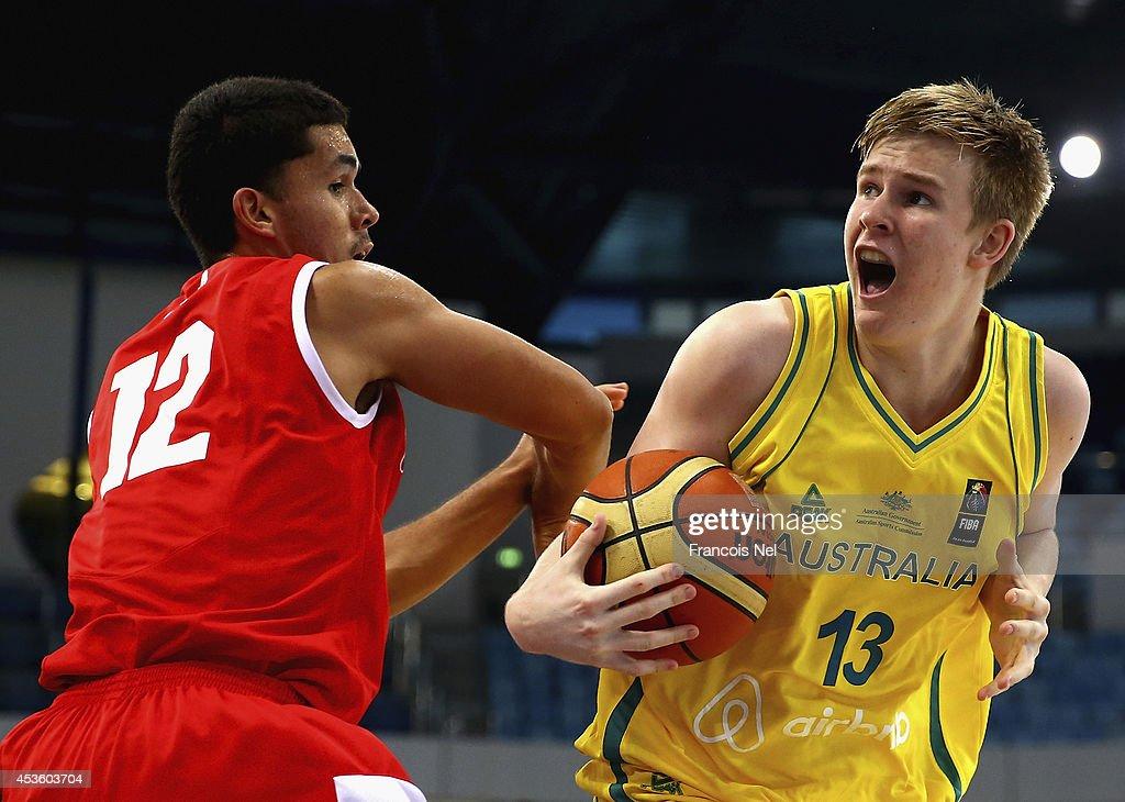 FIBA U17 World Championships - Dubai : News Photo