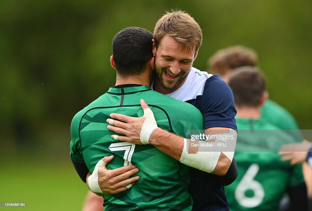 International Rugby 7s - Day Three : News Photo