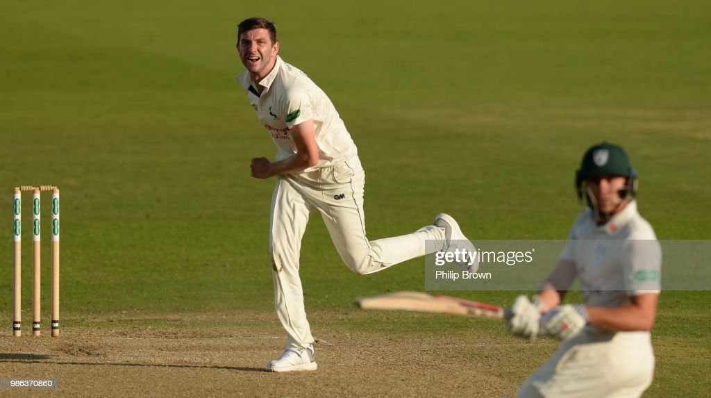 Nottinghamshire v Worcestershire - Specsavers County Championship Division One