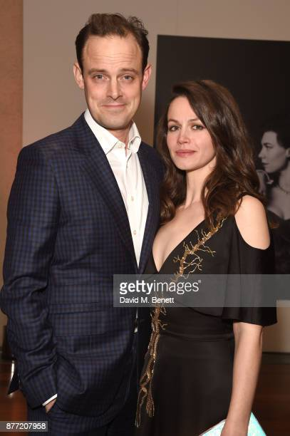Harry HaddenPaton and Rebecca Night attend the World Premiere after party for season 2 of Netflix 'The Crown' at Somerset House on November 21 2017...