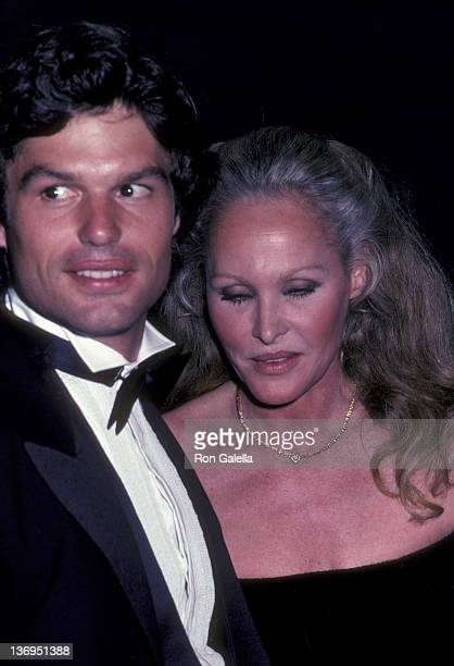 ursula andress harry hamlin stock photos and pictures