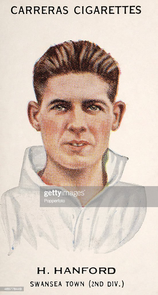Harry Hanford - Swansea Town : News Photo