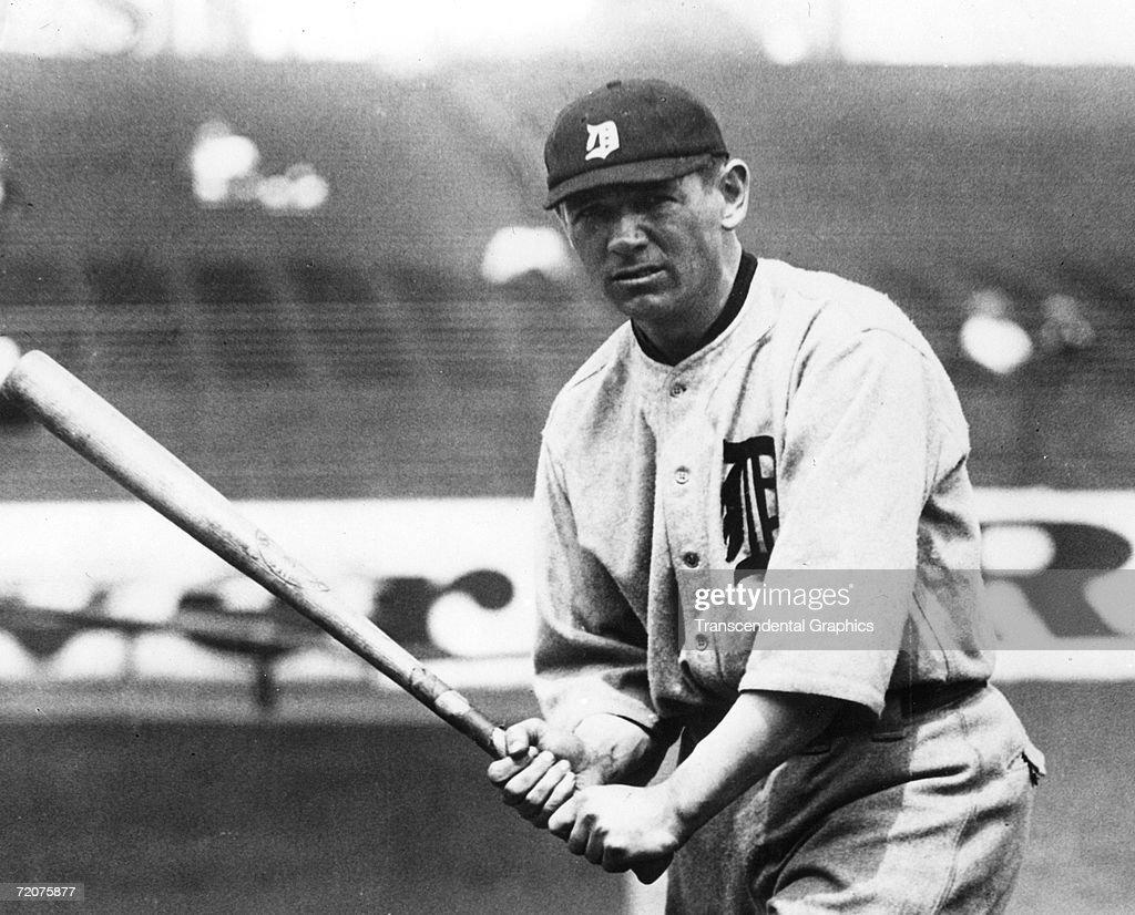 Harry Heilmann Detroit Slugger : News Photo