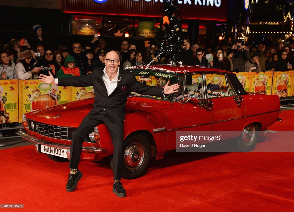 """""""The Harry Hill Movie"""" - World Premiere - Inside Arrivals"""