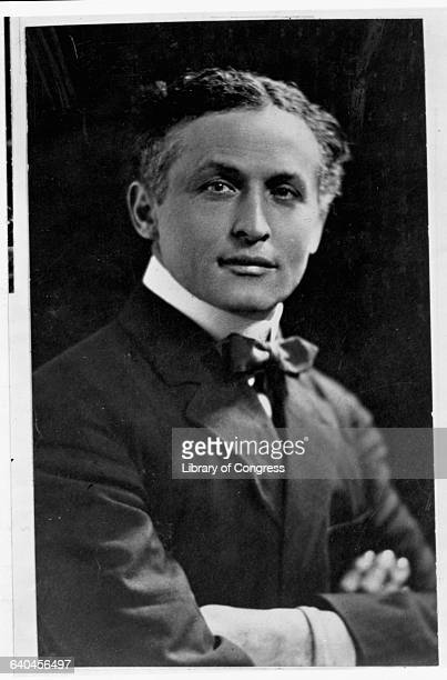 Harry Houdini born in Budapest the son of a rabbi became famous in the USA for amazing escapes from chains straightjackets and sealed containers