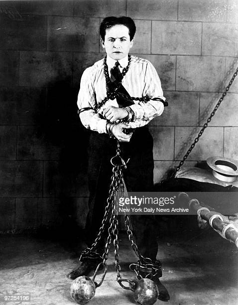 Harry Houdini who died on Halloween in 1926