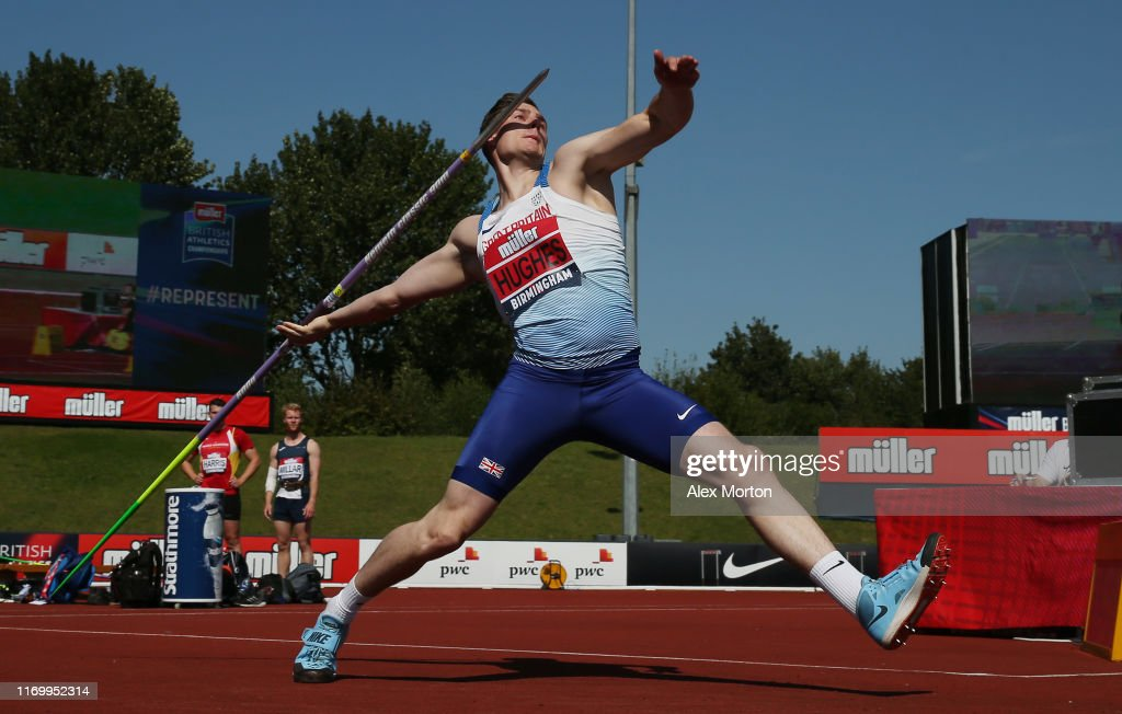 Muller British Athletics Championships - Day 1 : News Photo