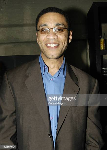 Harry J. Lennix during Celebrities in Town for UpFronts Attend Bunny Chow Tuesdays at Cain - May 17, 2005 at Cain in New York City, New York, United...
