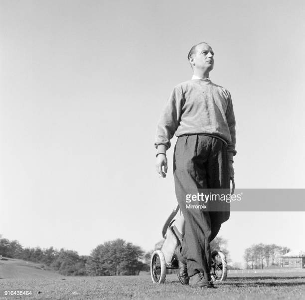 Harry Johnston Manager Reading FC Pictured 11th November 1959 Harry Johnston managed the club from 1st November 1955 to 1st January 1963