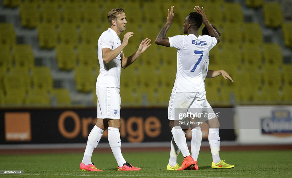 Moldova v England: UEFA U21 Championship Qualifier 2015 : News Photo