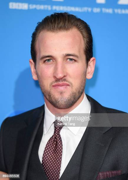 Harry Kane attends the BBC Sports Personality of the Year 2017 Awards at the Echo Arena on December 17 2017 in Liverpool England
