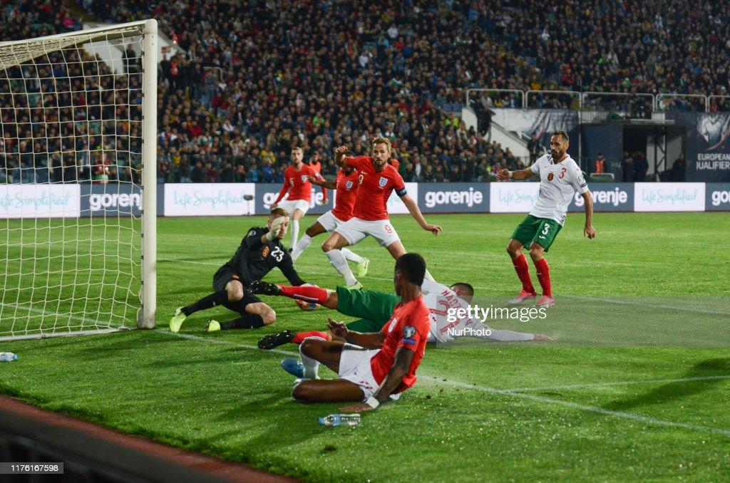 Bulgaria v England - UEFA Euro 2020 Qualifier : News Photo