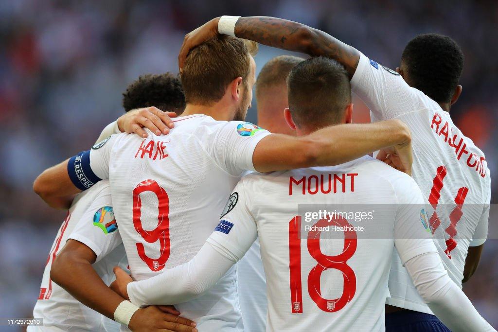 England v Bulgaria - UEFA Euro 2020 Qualifier : News Photo
