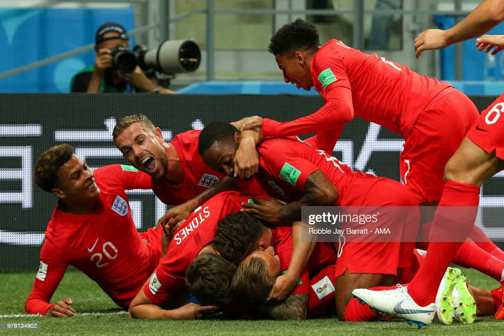 Tunisia v England: Group G - 2018 FIFA World Cup Russia : News Photo