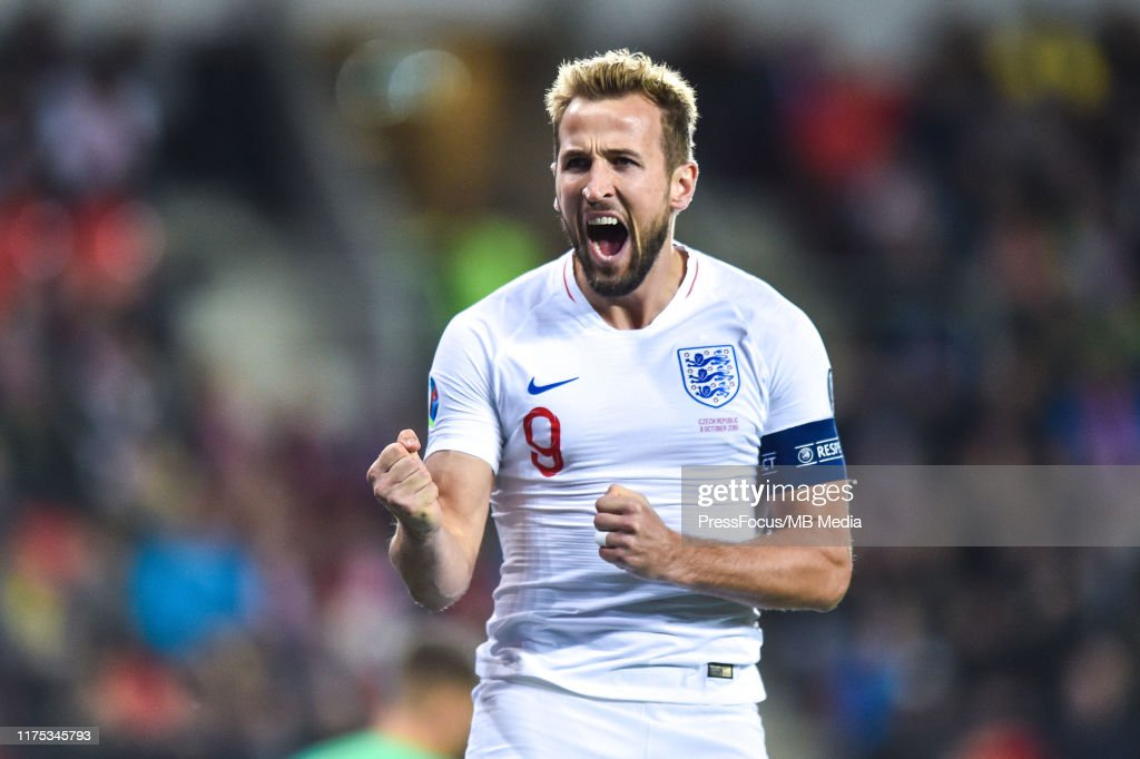 Czech Republic v England - UEFA Euro 2020 Qualifier : News Photo