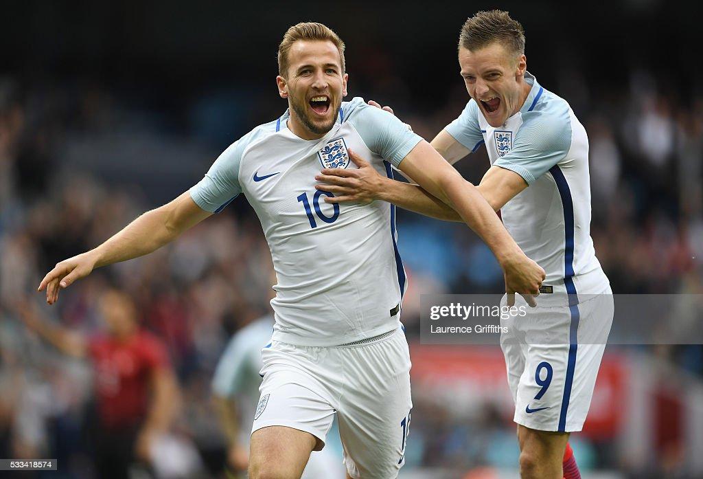 England v Turkey - International Friendly : News Photo
