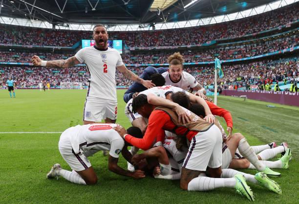 GBR: England v Germany - UEFA Euro 2020: Round of 16