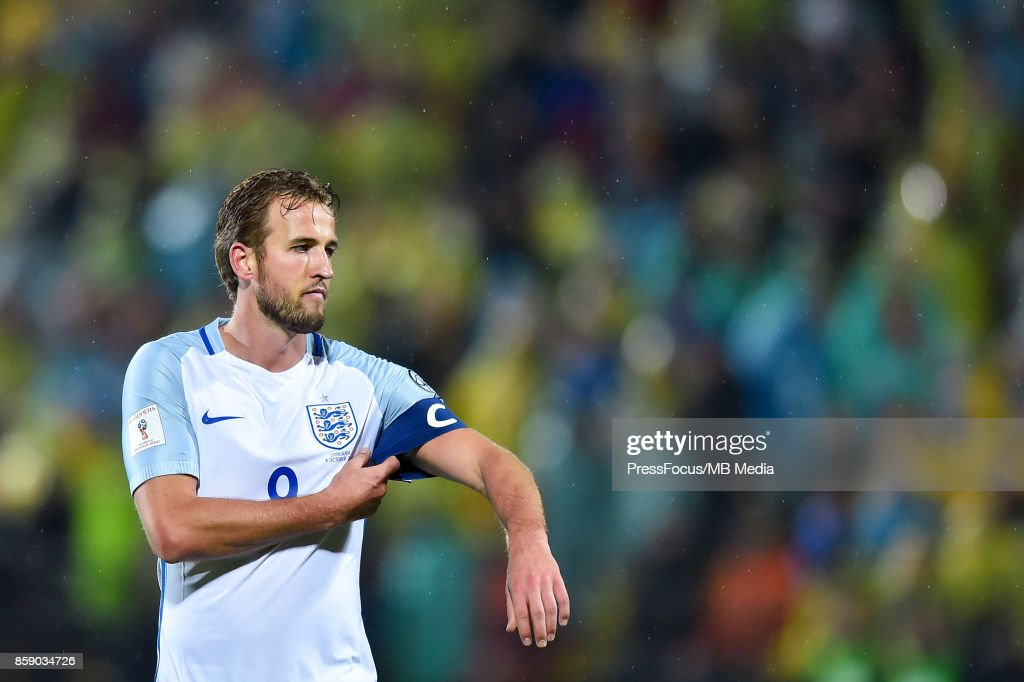 Harry Kane named as England captain for World Cup