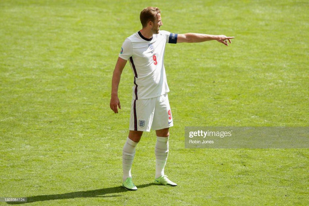 England v Croatia - UEFA Euro 2020: Group D : News Photo